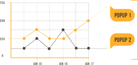 Analytics Graphic Illustration